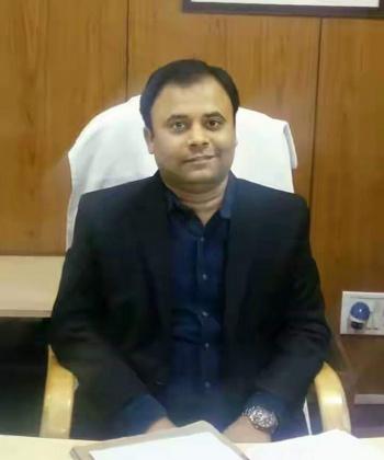 Anurag Chaudhary (IAS)